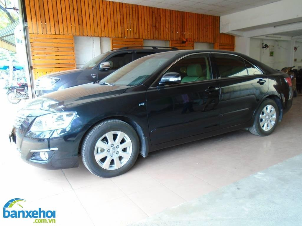 Xe Toyota Camry  2008-3