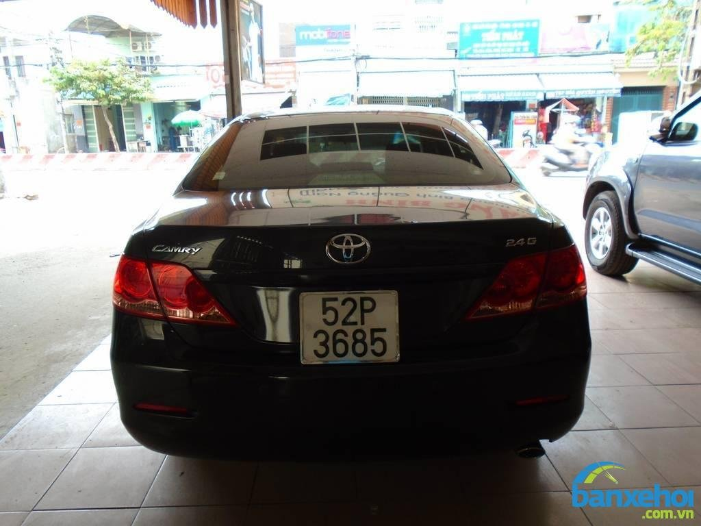 Xe Toyota Camry  2008-5