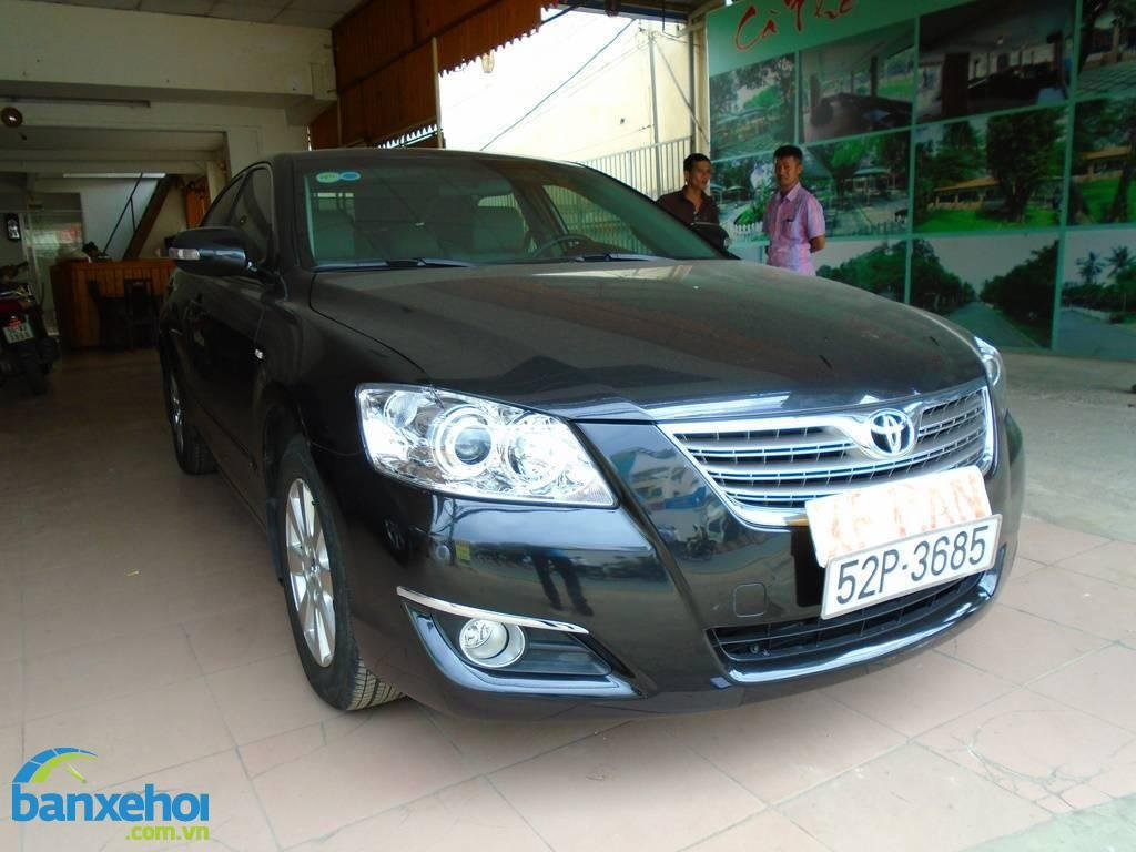 Xe Toyota Camry  2008-1