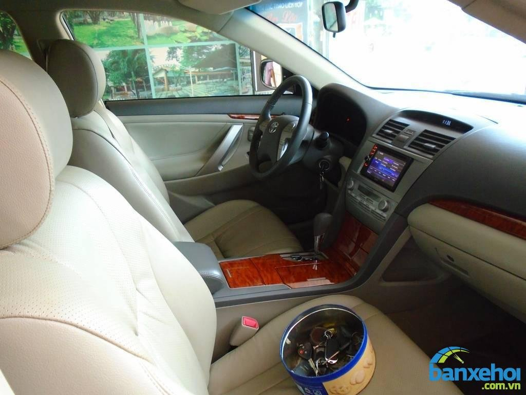 Xe Toyota Camry  2008-7