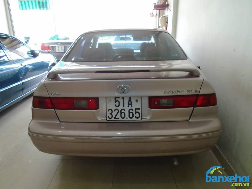Xe Toyota Camry Xle 2000-5