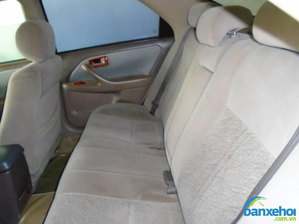 Xe Toyota Camry Xle 2000-11