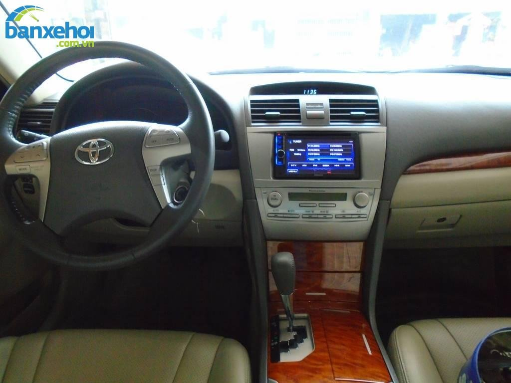 Xe Toyota Camry  2008-8