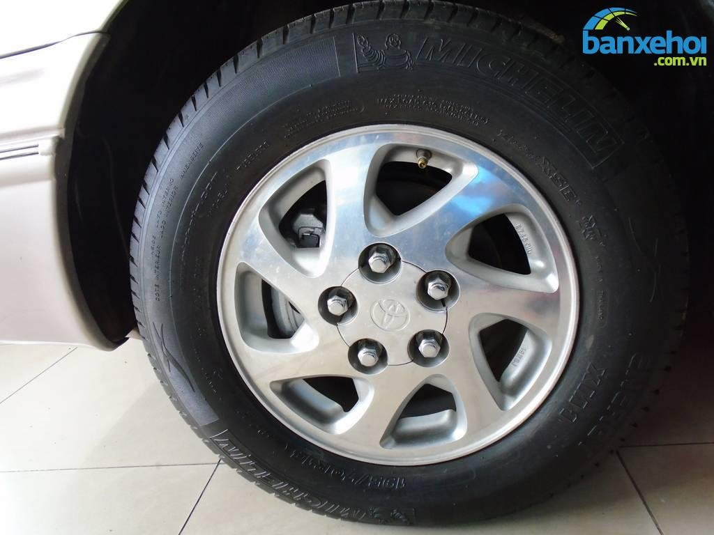 Xe Toyota Camry Xle 2000-6