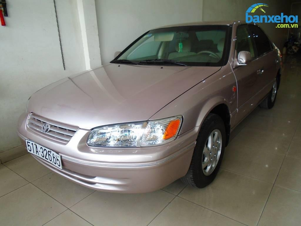 Xe Toyota Camry Xle 2000-1