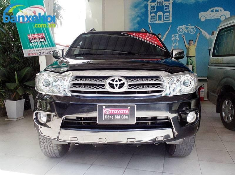 Xe Toyota Fortuner  2011-0