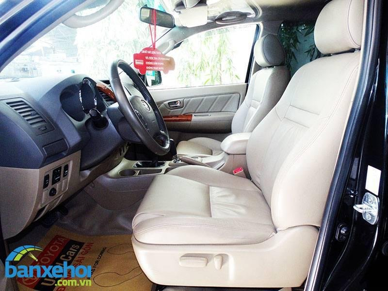 Xe Toyota Fortuner  2011-3