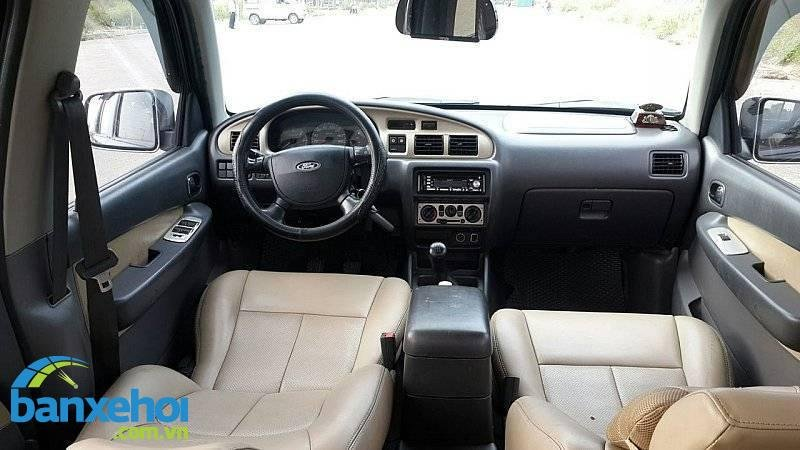 Xe Ford Everest  2005-6