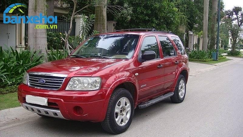 Xe Ford Escape 2.3L 2004-4