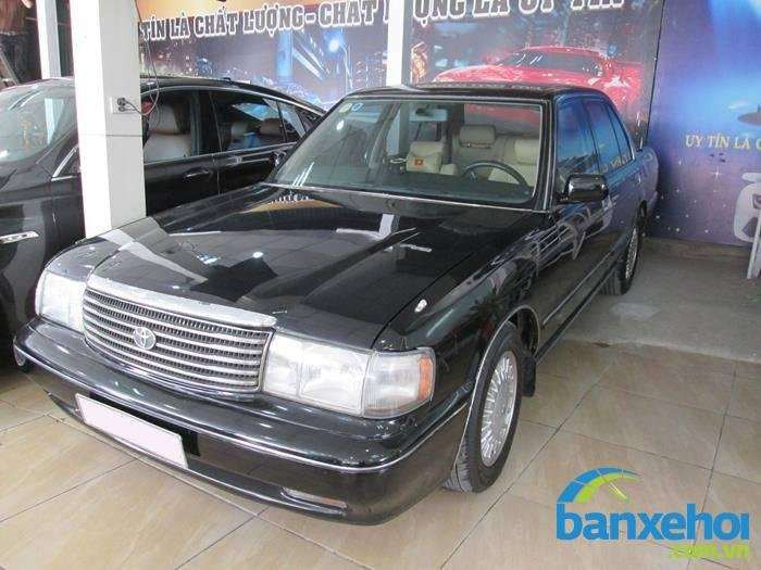 Xe Toyota Crown  1995-0