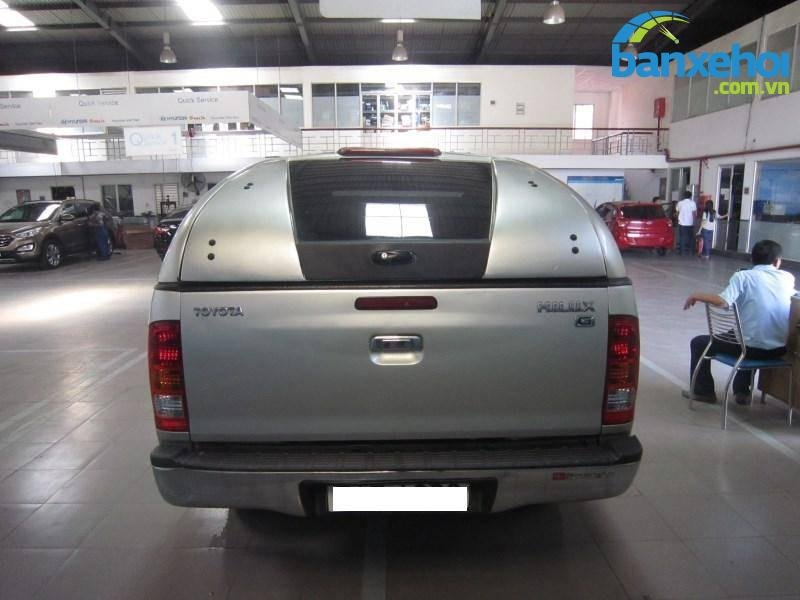 Xe Toyota Hilux  2009-7