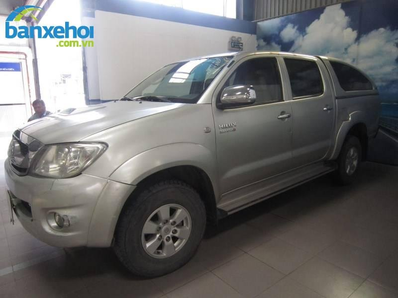 Xe Toyota Hilux  2009-1