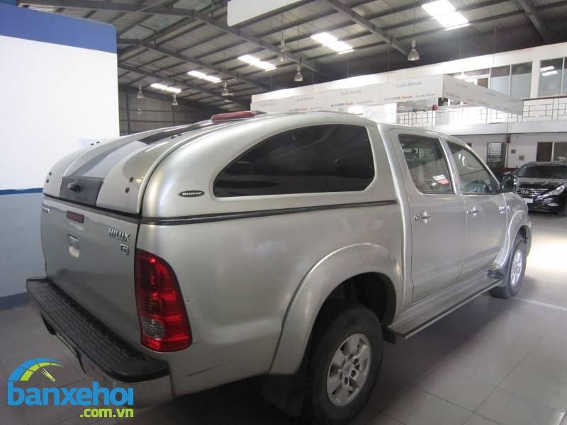 Xe Toyota Hilux  2009-8