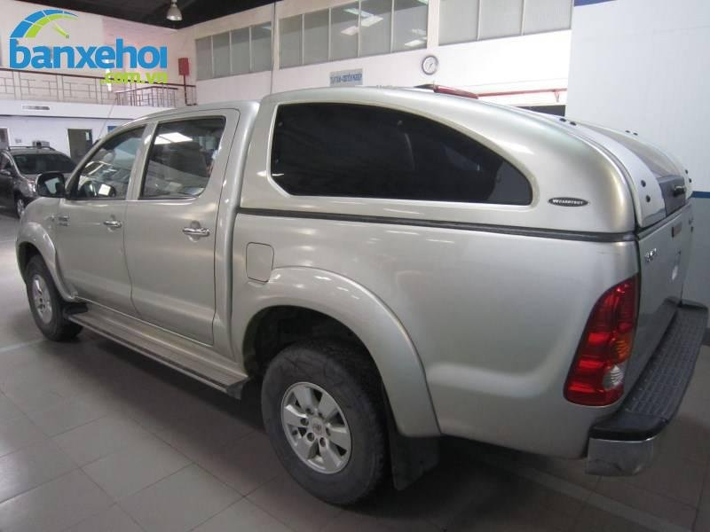 Xe Toyota Hilux  2009-9