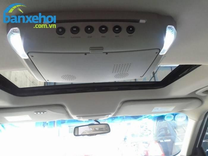 Xe Ford Flex Limited 2010-10