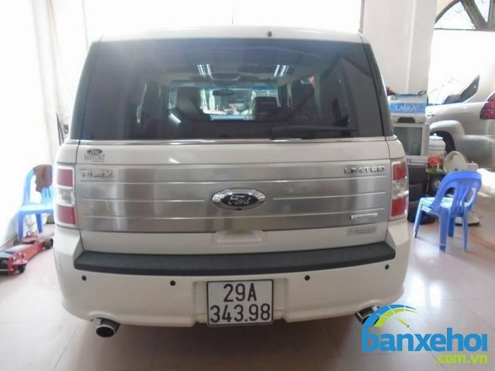 Xe Ford Flex Limited 2010-4