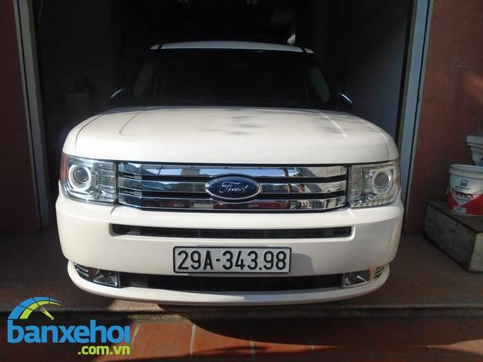 Xe Ford Flex Limited 2010-0