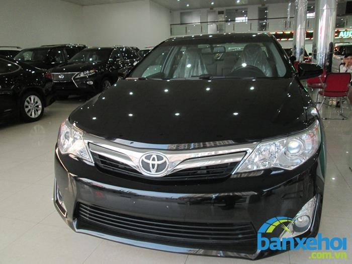 Xe Toyota Camry  2014-0