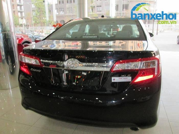 Xe Toyota Camry  2014-4