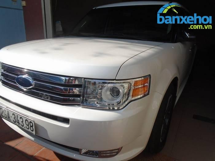 Xe Ford Flex Limited 2010-1