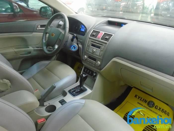Xe Geely Emgrand Ec 718Rv 2013-6