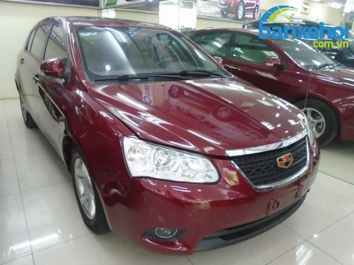 Xe Geely Emgrand Ec 718Rv 2013-1