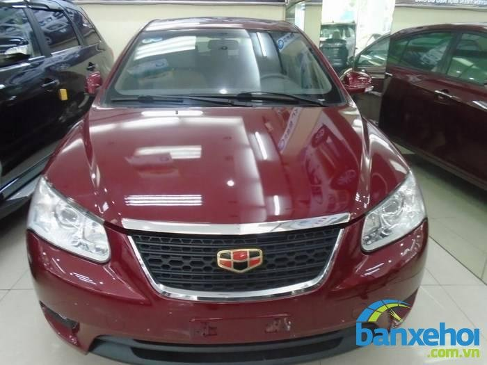 Xe Geely Emgrand Ec 718Rv 2013-0