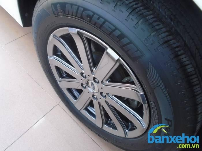 Xe Ford Flex Limited 2010-5