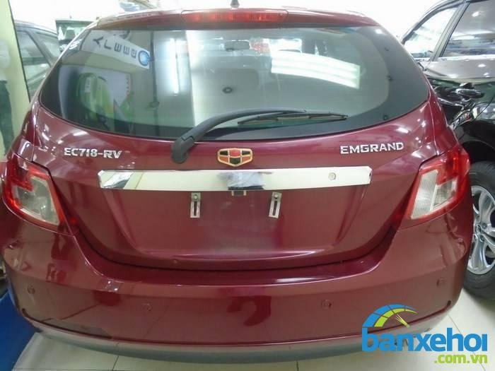Xe Geely Emgrand Ec 718Rv 2013-4