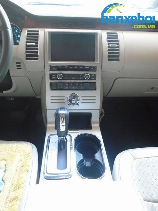 Xe Ford Flex Limited 2010-8