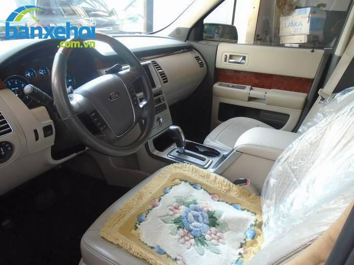 Xe Ford Flex Limited 2010-6