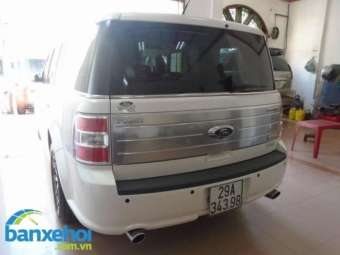 Xe Ford Flex Limited 2010-3