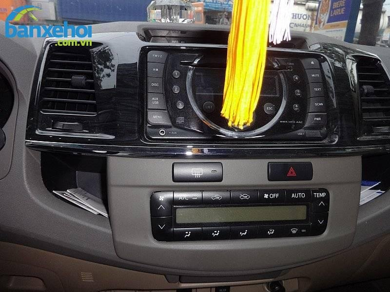Xe Toyota Fortuner  2013-11