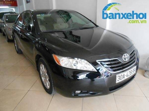 Xe Toyota Camry Le 2008-1