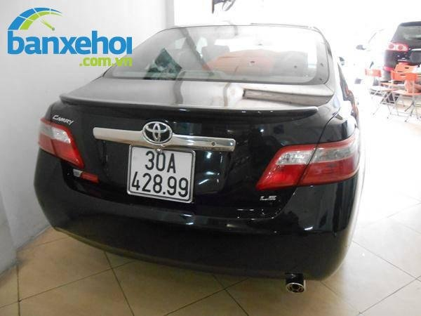 Xe Toyota Camry Le 2008-4