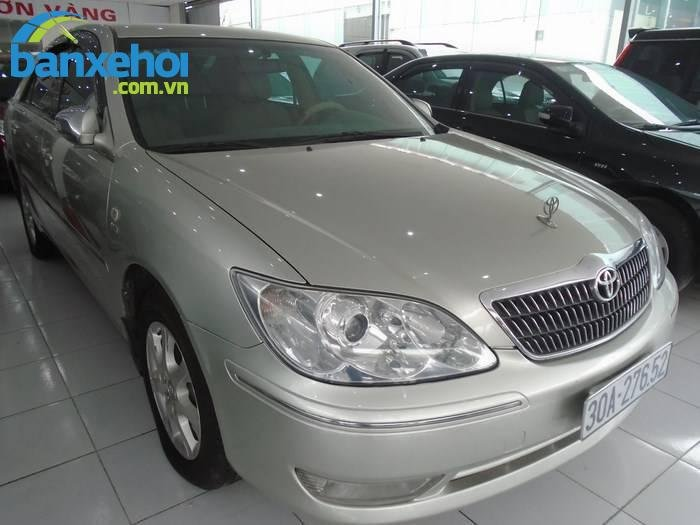 Xe Toyota Camry  2005-1