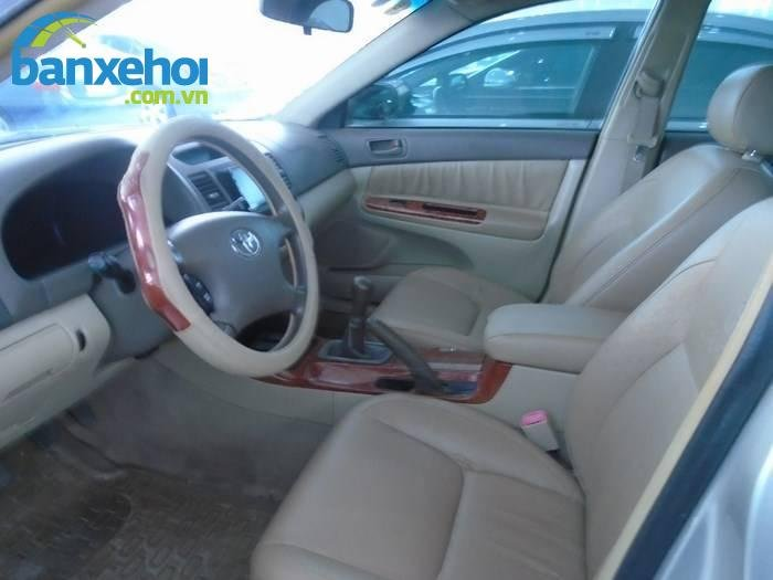Xe Toyota Camry  2005-7