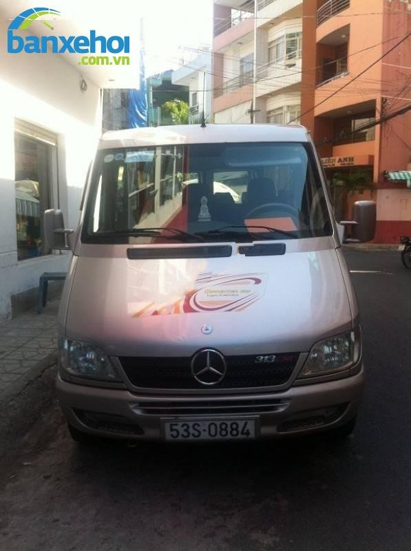 Xe Mercedes-Benz Sprinter  2007-0