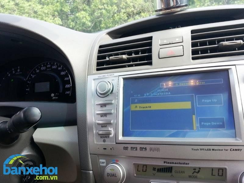 Xe Toyota Camry  2012-2