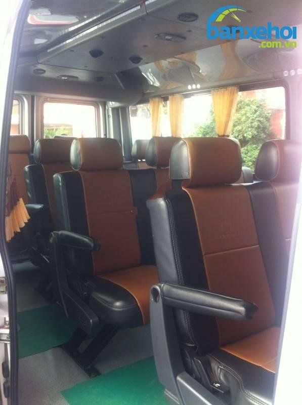 Xe Mercedes-Benz Sprinter  2007-4