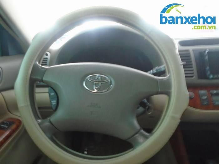 Xe Toyota Camry  2005-9
