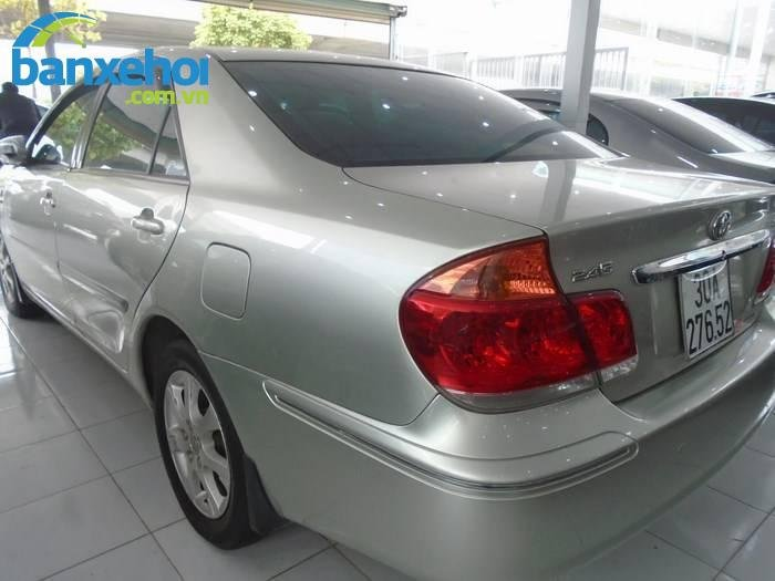 Xe Toyota Camry  2005-5