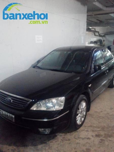 Xe Ford Mondeo  2005-0