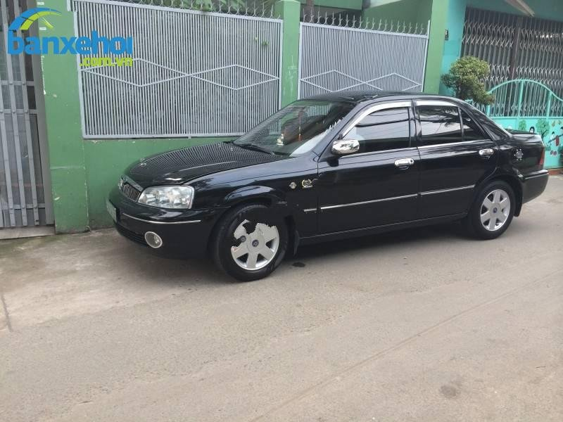 Xe Ford Laser  2003-4