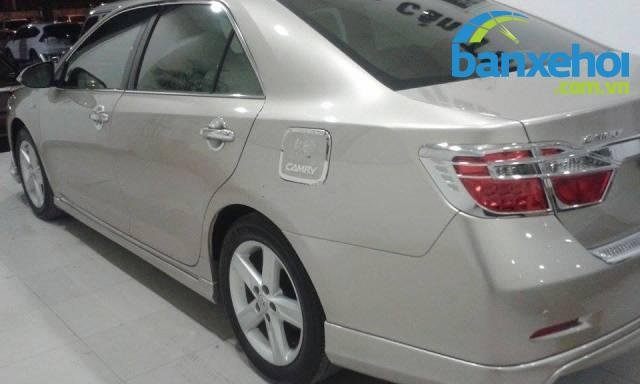 Xe Toyota Camry  2013-2