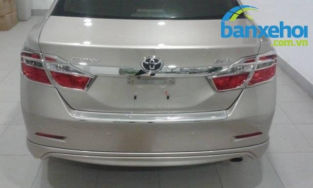 Xe Toyota Camry  2013-3