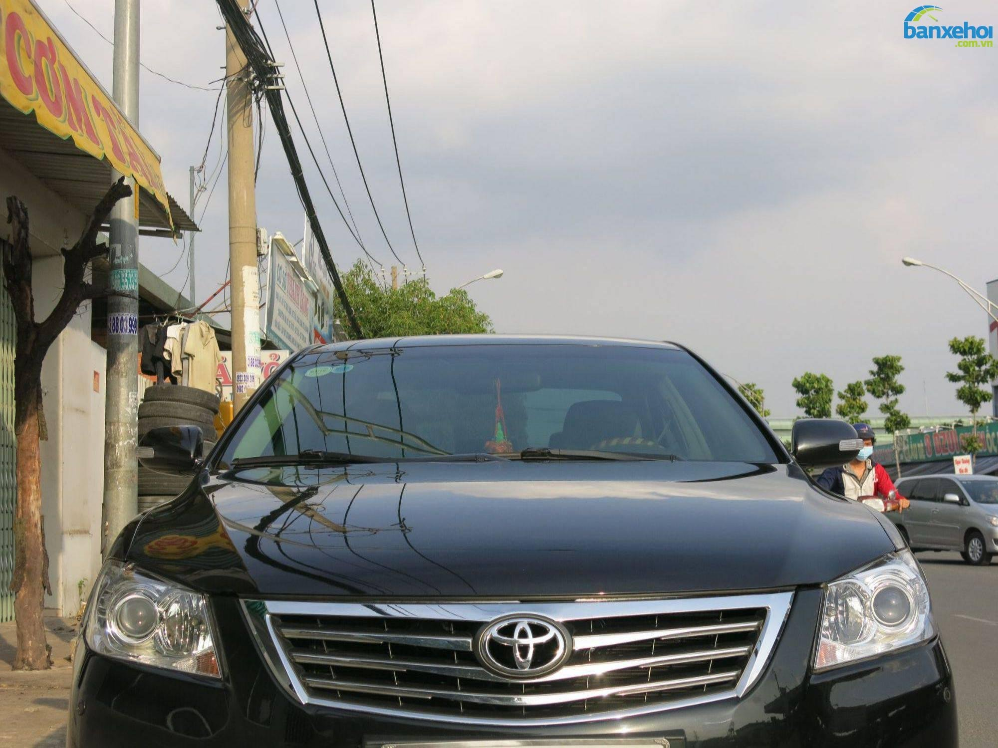 Xe Toyota Camry  2009-4