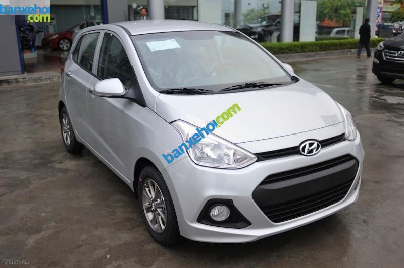 Xe Hyundai i10 Grand 1.0MT 2015-1
