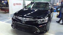 Bán xe Toyota Camry 2015 full option
