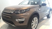 Bán LandRover Discovery Sport HSE Luxury 2017, gọi 0918842662